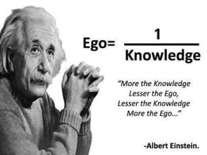 Albert-Einstein-Ego-versus-Knowledge