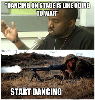 KanyeDance
