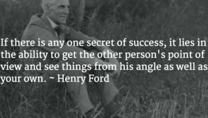 Henry Ford Empathy