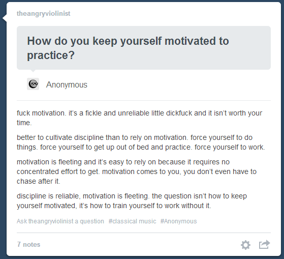 motivationisfickle