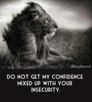 lionconfident